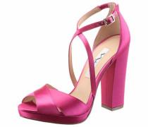 Nina High-Heel-Sandalette pink