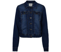 Jeansjacke Casual- blue denim