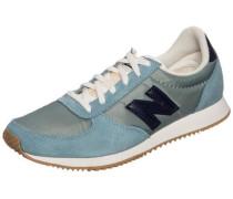 'wl220-G-D' Sneaker Damen creme / rauchblau