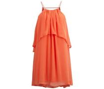 Träger-Kleid 'vidila Dress' dunkelorange