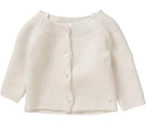 Baby Strickjacke für Mädchen Organic Cotton rosa
