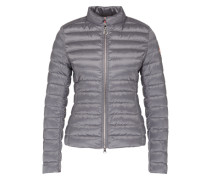 Steppjacke 'Ladies Down' grau