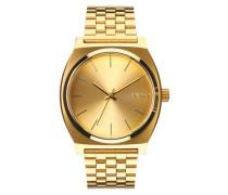 Armbanduhr 'Time Teller' goldgelb