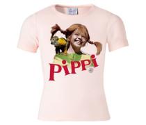 "T-Shirt ""Pippi Langstrumpf"" pink"