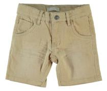 Jeansshorts nitralfjon Slim beige