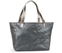 City Shopper Tasche 52 cm silber