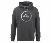 Kapuzensweatshirt »Crucialbattlesh« anthrazit
