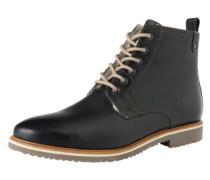 Leder-Boots 'Steven' schwarz
