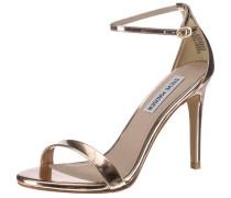 Stiletto-Sandale in Lackoptik 'Stecy'