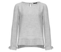 Shirtbluse 'Fioretta' graumeliert