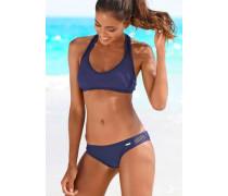 Bustier-Bikini marine