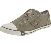 Sneakers Low braun / khaki