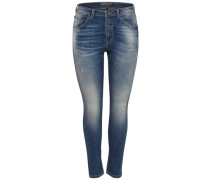 Anti Fit Jeans Liberty blue denim