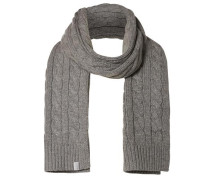 Woll-Schal grau