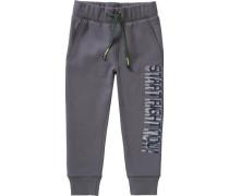 Jogginghose für Jungen grau