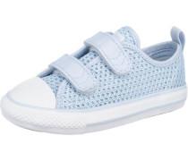 'Chuck Taylor All Star 2V OX Sneaker' Kleinkinder hellblau