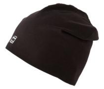Beanie-Mütze 'Wysel rev' schwarz
