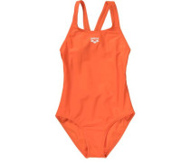 Kinder Badeanzug Suomi orange