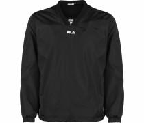 Sweater ' Teshi ' schwarz / weiß