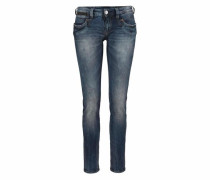 'Piper Slim Denim Comfort' Verwaschene Jeans blue denim