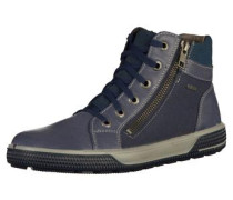 Sneaker marine / himmelblau