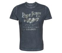 T-Shirt 'mundi' grau