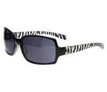 Sonnenbrille Schwarz Gu7012-Blk-3 schwarz