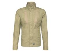 Jacke 'Tamson' beige / grün
