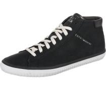 Riata Bootie Sneakers High schwarz
