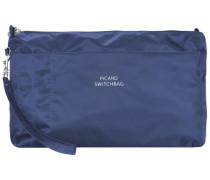 Switchbag Täschchen 26 cm blau