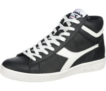 Game Sneakers schwarz