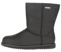 Schuhe Paterson Leather LO schwarz
