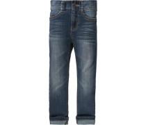 Jeanshose für Jungen UV-Schutz 30+ blue denim