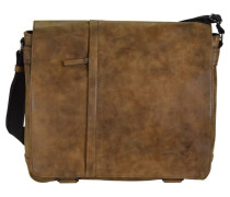 Messenger 'Hampton' 39 cm braun