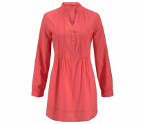 Longbluse rot