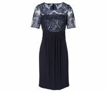 Paillettenkleid nachtblau