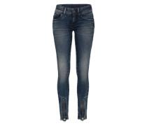 'Lynn Zip Grip Mid Skinny Wmn' Jeans blue denim