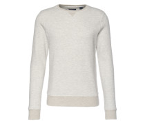 Sweatshirt 'nos - Classic crew neck sweat' creme