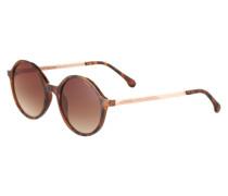 Sonnenbrille 'madison Metal' braun / rosé