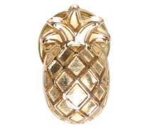 Brosche 'Lachille' gold