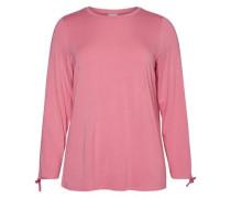 Bluse Langärmelig pink