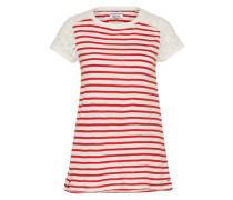 Shirt mischfarben / rot