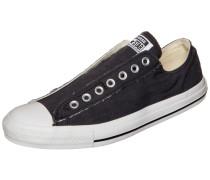 Chuck Taylor All Star Slip Sneaker schwarz