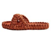 Sandaletten crochet