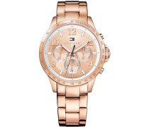 Multifunktionsuhr »Sophisticated Sport 1781642« gold