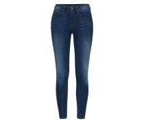'Arc 3D' Mid Skinny Jeans blue denim