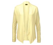 Shirtjacke gelb