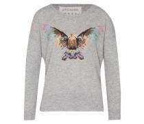 Pullover 'Nila' graumeliert