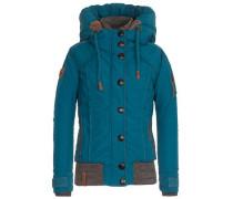 Female Jacket Shortcut III blau