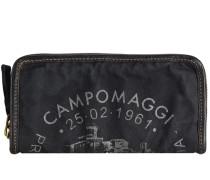 Biancospino Donna Geldbörse 21 cm schwarz